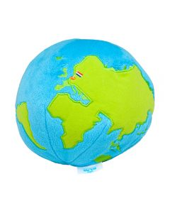KLM Pluche Airplane/Globe