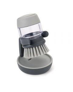 Joseph Joseph Palm Scrub Soap Dispensing Washing-Up Brush