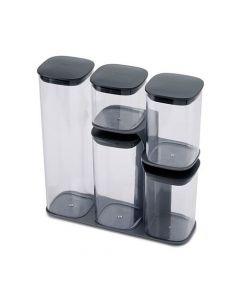 Joseph Joseph 5-Piece Storage Container Set
