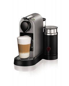 Nespresso Citiz & Milk - Silver  XN760B