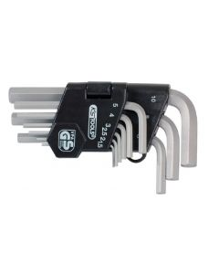 KS Tools Allen Keys Set (9-pc)