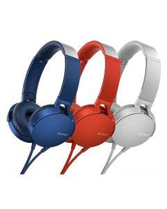 Sony On-Ear Hoofdtelefoon Met Extra Bass