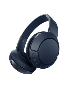 TCL- MTRO Bluetooth Headphones Slate Blue
