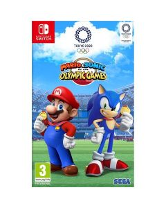 Mario & Sonic Olympich GamesTokyo 2020 Switch