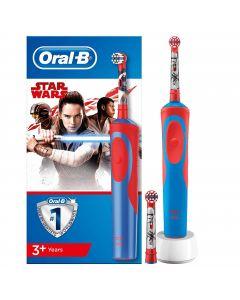 Oral B Vitality + 2 Refills Kids Toothbrush