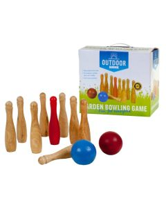 SportX Outdoor Garden Bowling