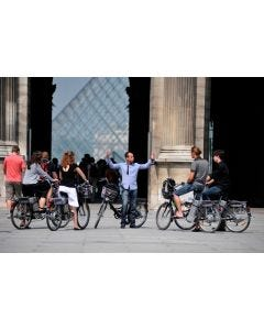 Guided electric bike tour with Paris Charms & Secrets