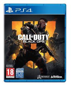 Playstation 4 Call of Duty Black Ops IIII