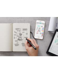 Moleskine Smart Writing Set Hard Bk