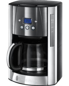 Russell Hobbs Luna Moonlight Grey Coffee Machine