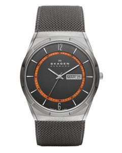 Skagen Melbye Steel & Titanium Multifunction Watch