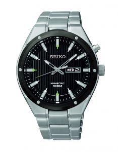 Seiko Men's Watch steel Quartz Analog