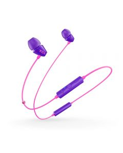 TCL- SOCL Wireless In Ear 8.6mm Earbuds Sunrise Purple