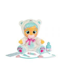 IMC Toys Cry Baby gets sick Kristal