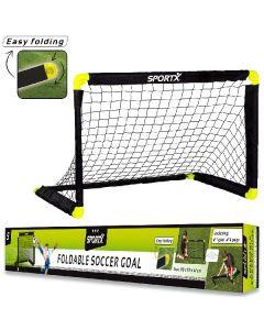 Sportx Football Foldable Soccer Goal