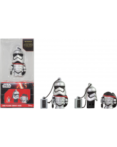 Tribe Star Wars VII - Captain Phasma 16GB USB