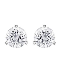 Swarovski Solitaire Pierced Earrings
