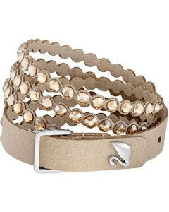 Swarovski Slake Power Collection Bracelet Beige