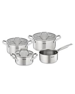 Tefal Hero cookware set 4pcs
