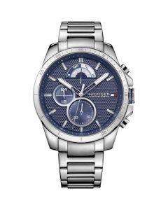 Tommy Hilfiger Decker Silver Men's Watch