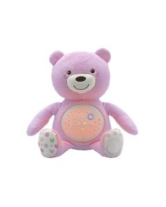 Chicco First Dreams Baby Bear - Pink