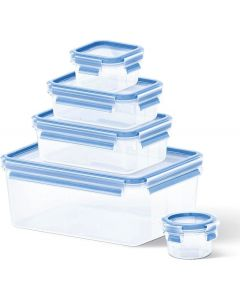 Tefal MasterSeal  BPA Free  Food Storage Trays with Airtight Lids