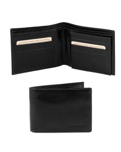 Tuscany Leather 3 Fold Leather Wallet