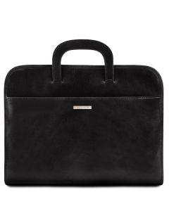 Tuscany Leather Sorrento Mens Leather Briefcase