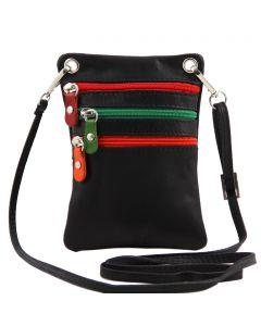 Tuscany Leather Mini Cross Body Bag