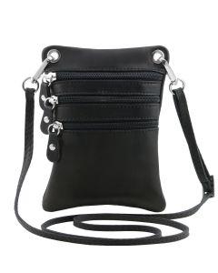 Tuscany Leather Soft Leather Mini Cross Bag