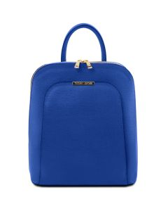 Tuscany Leather Saffiano Leather Backpack