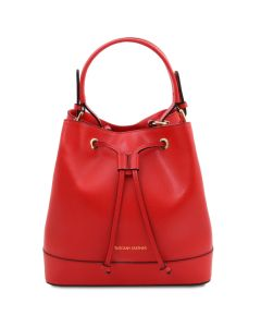 Tuscany Leather Leather Secchiello Bag