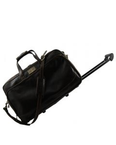 Tuscany Leather Bora Bora Wheeled Duffle