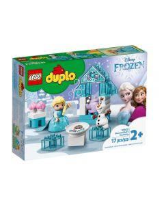 LEGO Duplo Elsa and Olaf's Tea Party