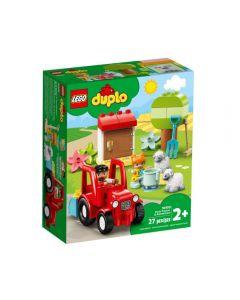 LEGO Farm Tractor & Animal Care