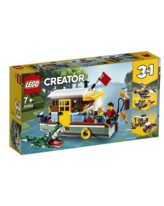 LEGO Creator Houseboat on the River 3-in-1