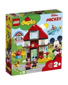 LEGO Duplo Disney Mickey's Holiday Cottage