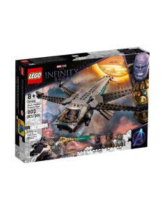 LEGO Marvel Black Panther Dragon Flyer