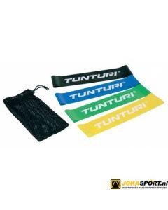 Tunturi Mini Resistance Band Set 4pcs