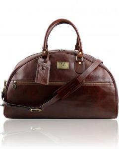 Tuscany Leather Voyager Travel Bag - Large