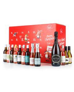 Luxury White Wine Advent Calendar - 25 Bottles (PREORDER)