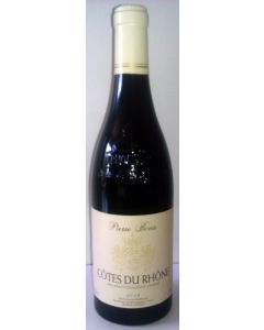 6 bottles of wine from Rhône