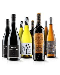 8 Bottle Luxury Mixed Selection