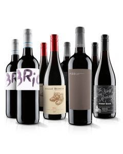8 Bottle Red Selection