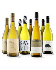 8 Bottle Luxury White Selection