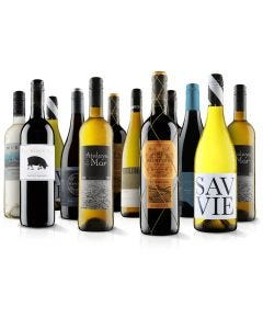 Luxurious 12 Bottle Mixed Selection
