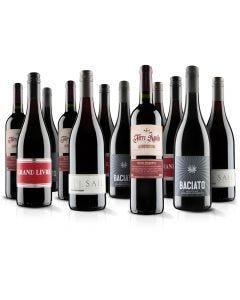 Must Have 12 Bottle Red Selection