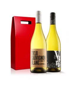 White Wine Duo with Gift Box