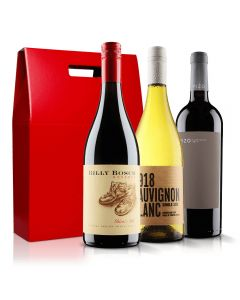 Mixed Wine Trio with Gift Box