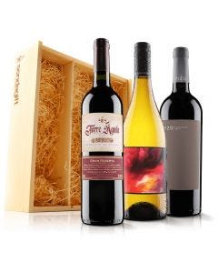 Ultimate Spanish Trio in Wooden Gift Box